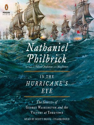 cover image of In the Hurricane's Eye